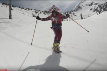 The Snowblader