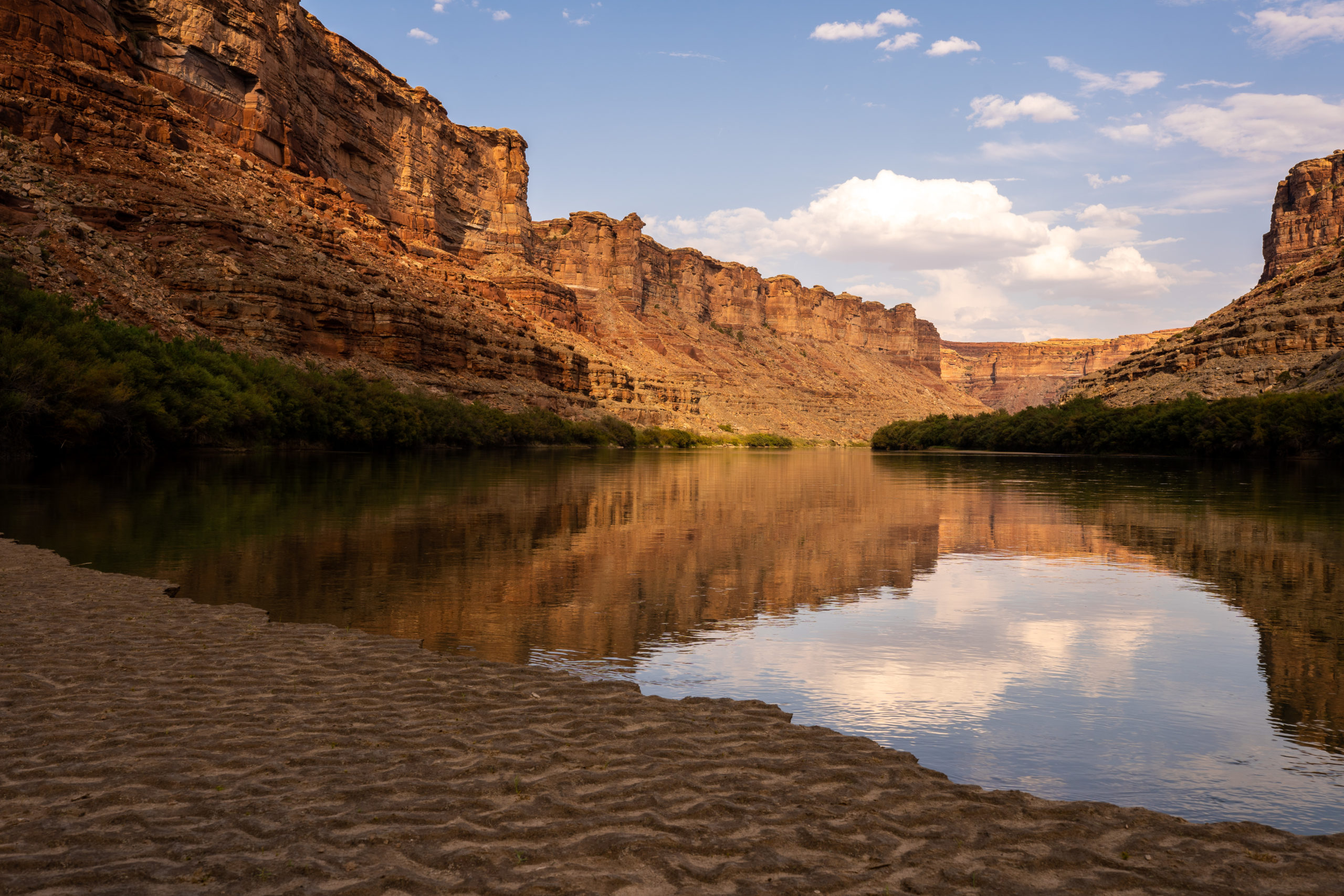 Stillwater Canyon - Green River - Canyonlands