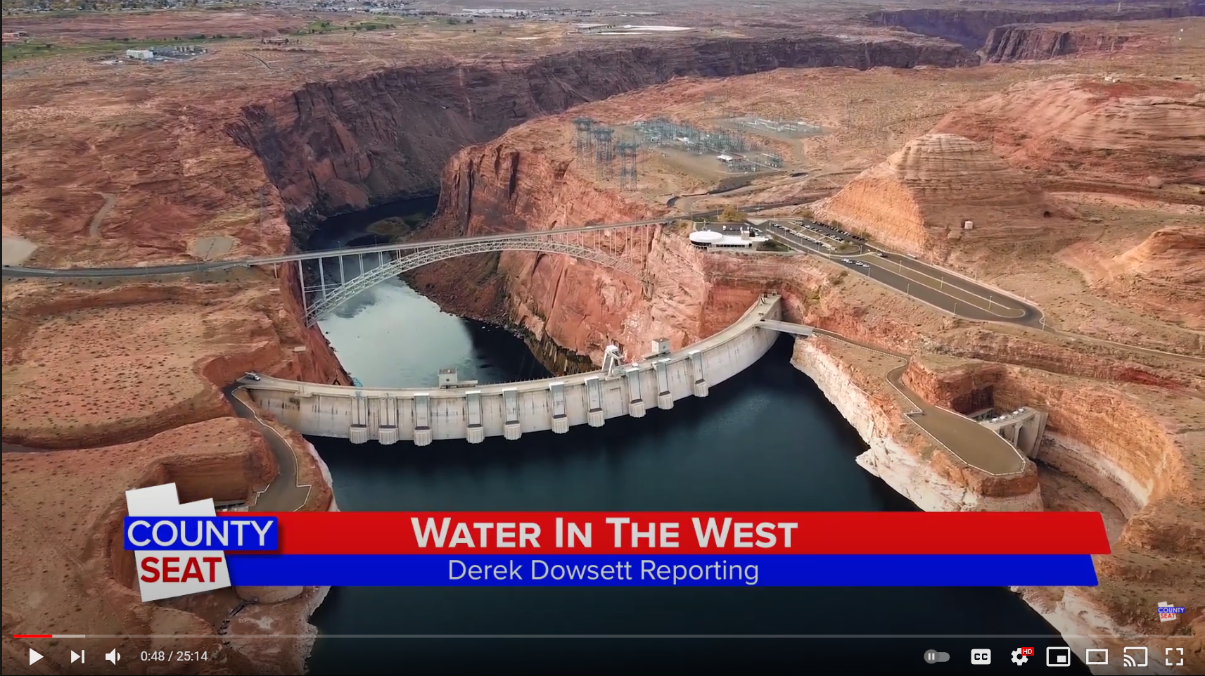 Water In The West