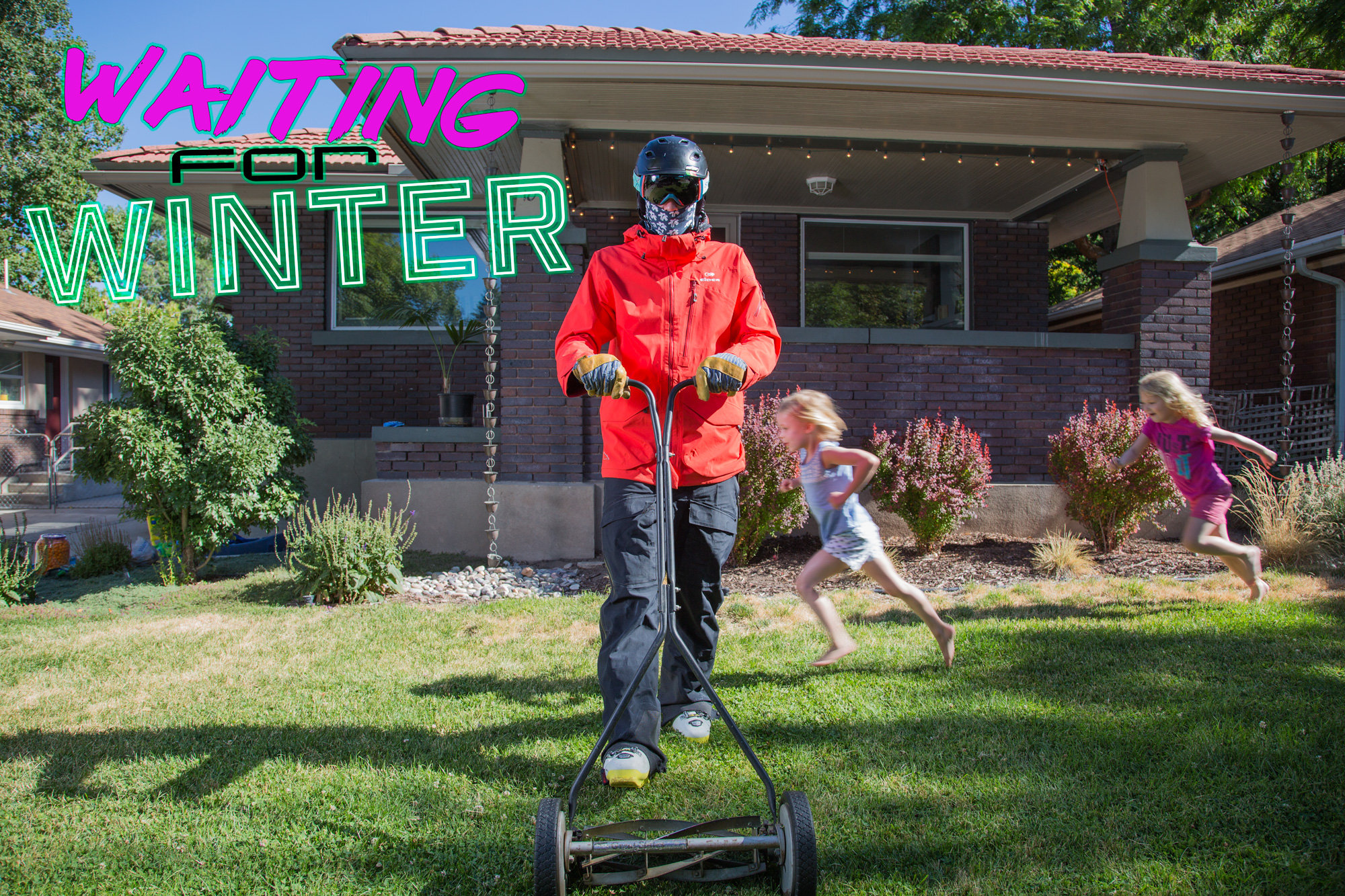 Waiting For Winter - Lawn
