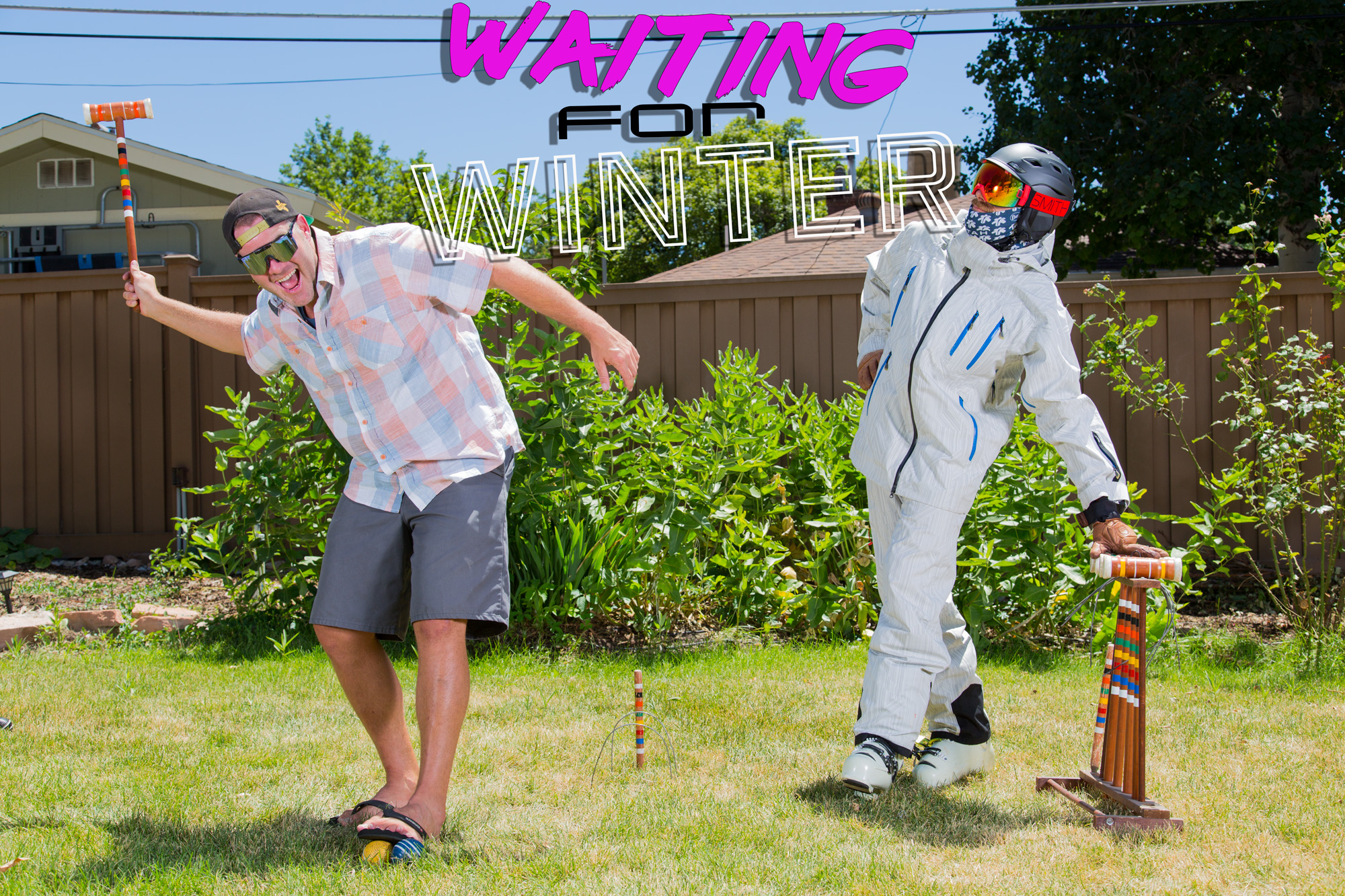 Waiting For Winter - Croquet