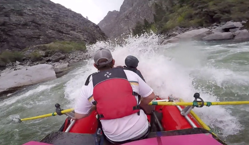 Middle Fork Rafting