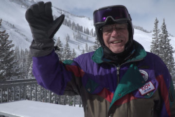 101 Year-Old Skier
