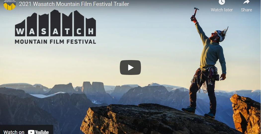 Wasatch Mountain Film Festival 2021 Trailer