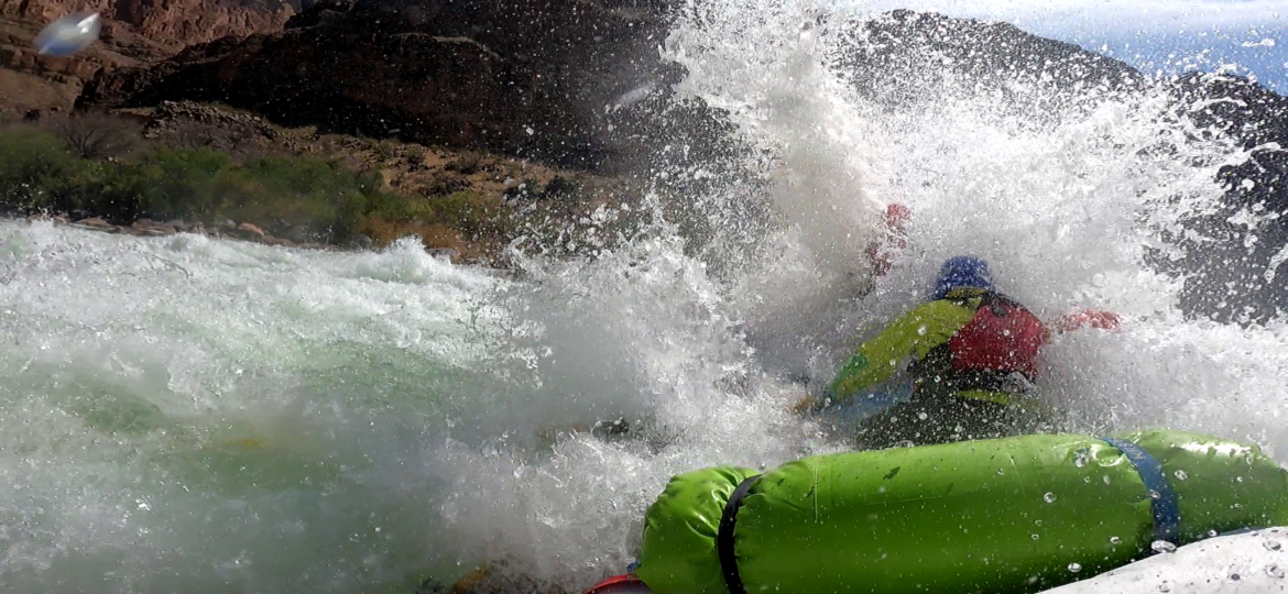 12 Years Of Rafting Culminating in The Grand Canyon